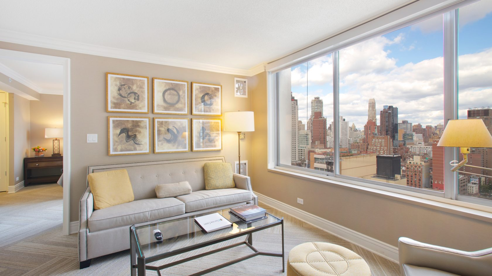 corporate housing available at Sutton Court Hotel in NYC