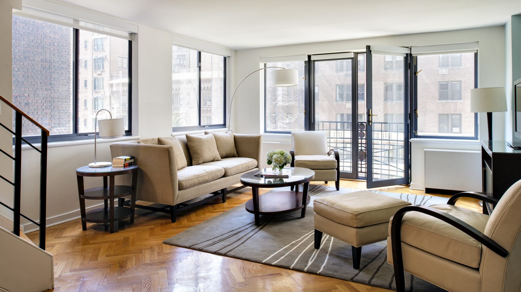 furnished townhouse in nyc at sutton court